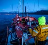 2014-15, Dongfeng Race Team, Leg5, OBR, VOR, Volvo Ocean Race, onboard, Ushuaia, Eric Peron, suspended racing